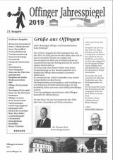 Jahresspiegel 2019
